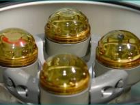 Laborfoto Zentrifuge